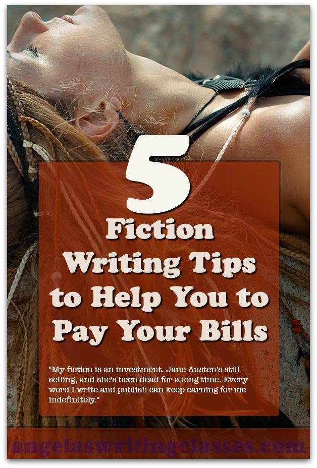 5 Fiction Writing Tips to Pay Your Bills https://t.co/3wwWg6oMvn https://t.co/fvk9Nzt2Ag