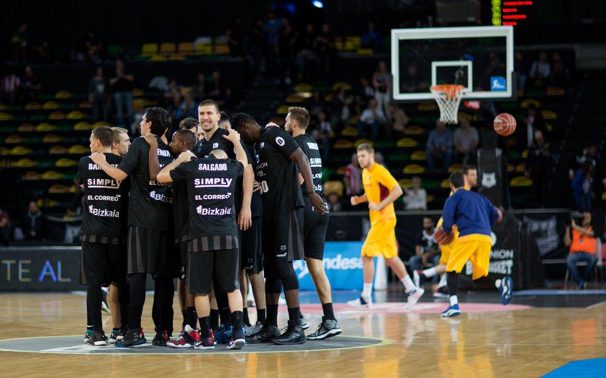 FINAL. Dominion Bilbao Basket 92-79 @FCBbasket. ¡4-0! MEJOR ARRANQUE EN LA HISTORIA DEL CLUB #YoSoyBilbaoBasket https://t.co/b1PU5803uL