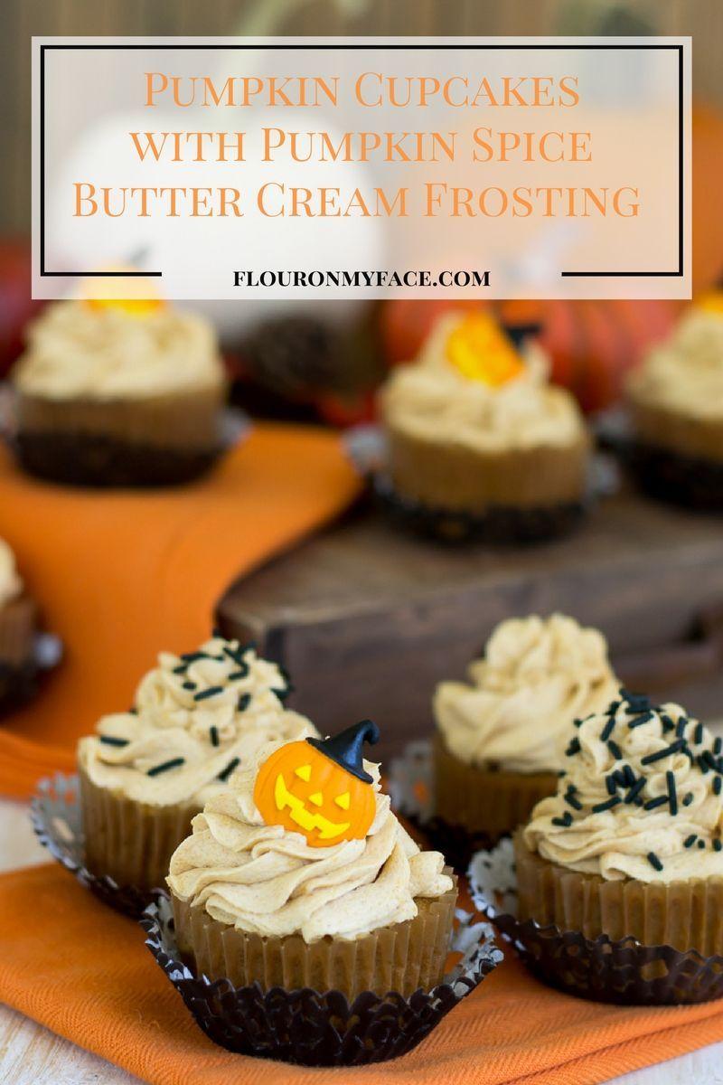 Pumpkin Cupcakes #SundaySupper with Pumpkin Butter Cream Frosting  #ad https://t.co/MLk8SyKjZU @DixieCrystals https://t.co/RqR1UFB4Os