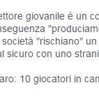 RT @parallelecinico: Cantù-Pesaro: 10 giocatori in campo, 0 italiani. #SerieAtipo https://t.co/npd9Pl7RpL