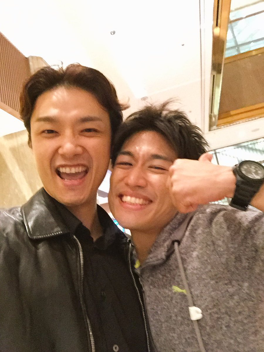 芳雄兄やんと大阪で再会…!!! エリザベート、ほんっっとにお疲れ様でした!!!! https://t.co/NZ5Qq4sm6Z