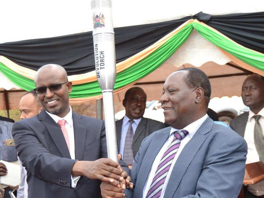 County bosses urged to run for President