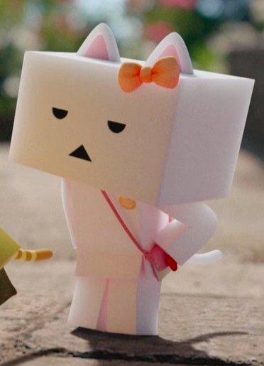 18日(火)オンエアの第4話はシロちゃんが主人公!堀江由衣さんからのコメントです!「シロは、普段はとても可愛らしい女の子