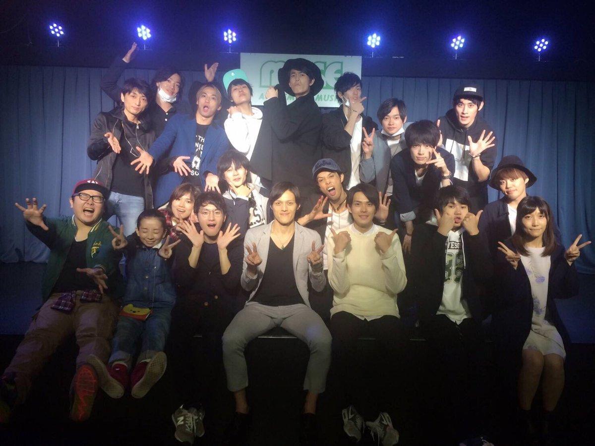 PUPA × 劇☆男コラボイベント終わりました!来てくれた方々ホントにありがとう☆楽しかったまぢで!!#PUPA #劇男
