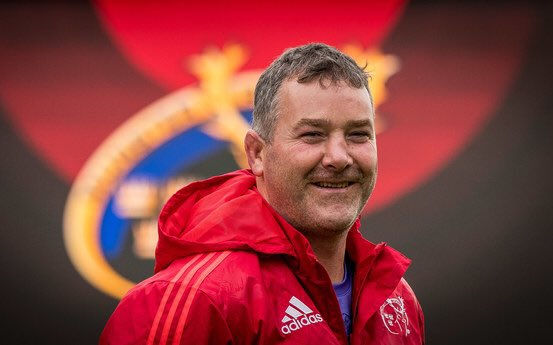 Irish & Munster Rugby is where it is because they stand on the shoulders of giants. Captain. Coach. Legend. #SUAF https://t.co/pLZpTgrlpJ