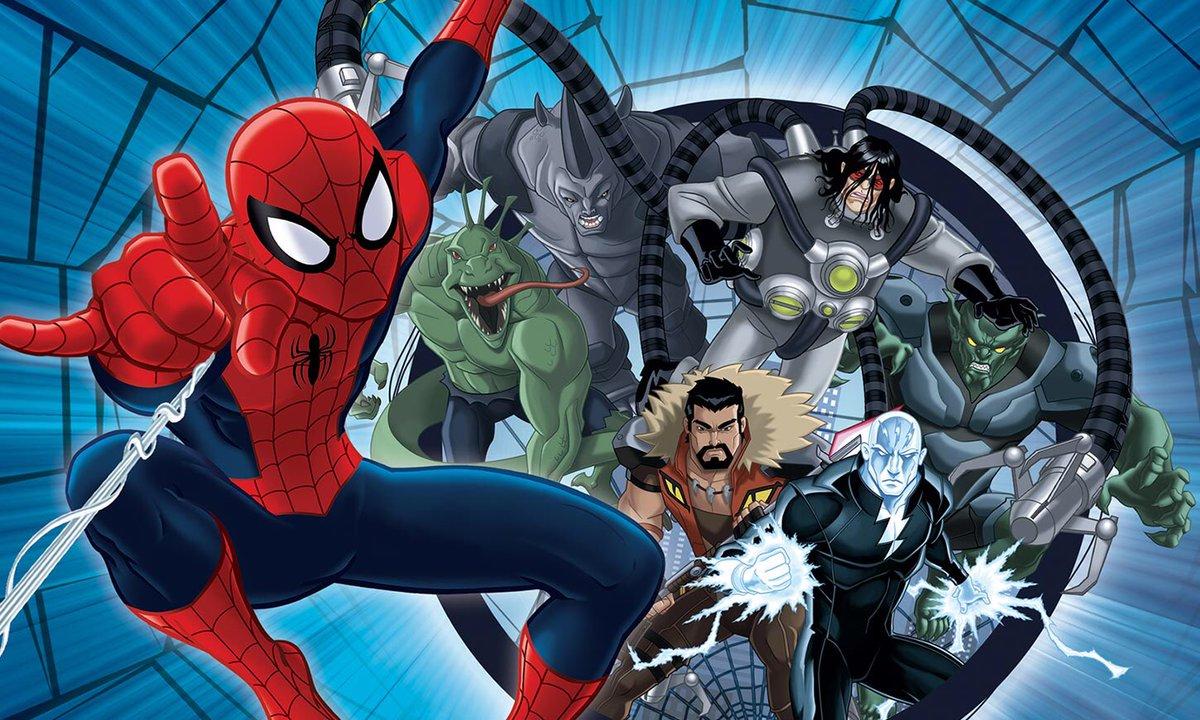 11月の新エピソードディズニーXD①「アルティメット・スパイダーマンVSシニスター・シックス」(チャンネル初)「LEGO
