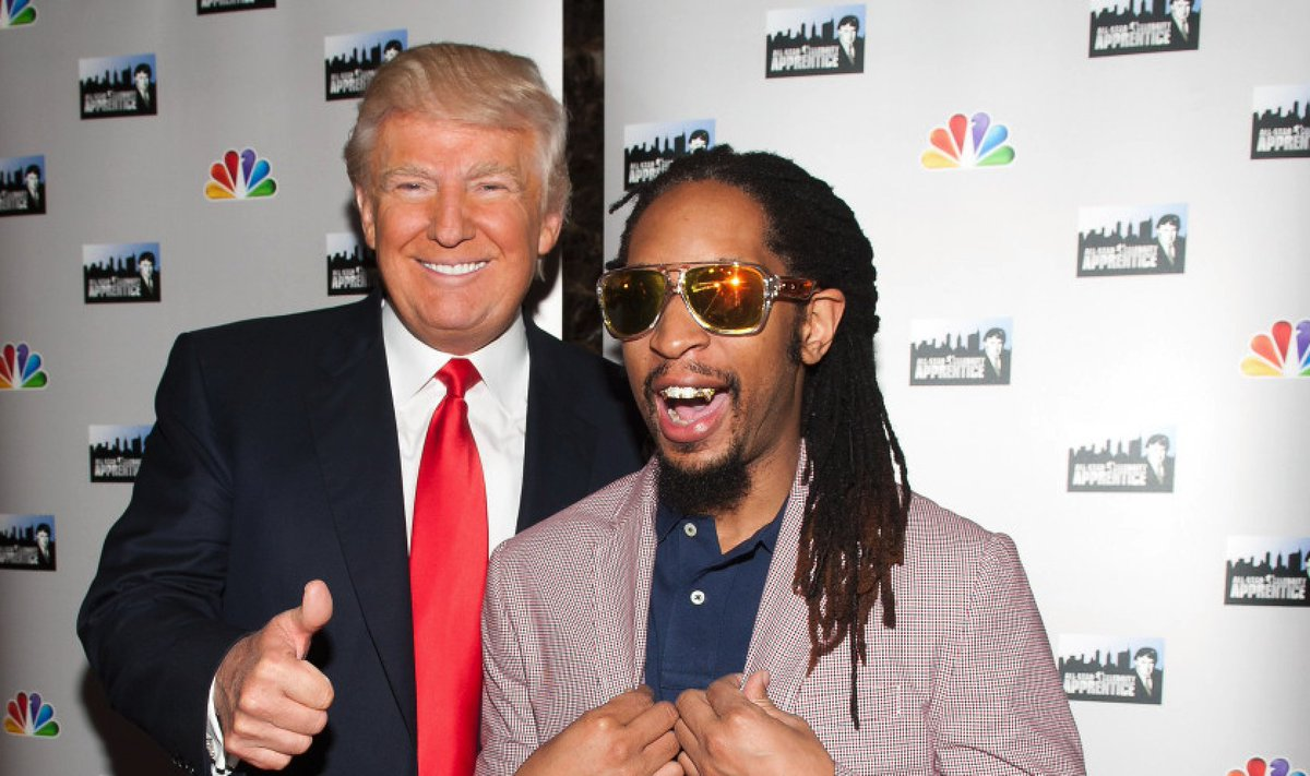 #LilJon spoke out about being ca