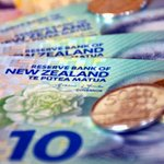 NZ dollar gains ahead of inflation data