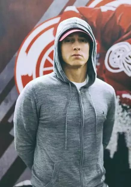 Happy 44th Birthday to the Rap god The reason I\m A Rap Artist, the first rapper I listened to,Eminem