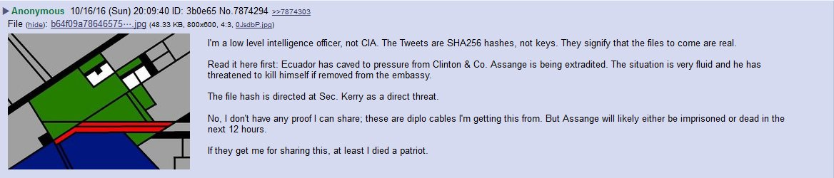 And now this. @jallman971 @EternalRiteWing @SpeakerTimJones @AnnCoulter #Assange #tcot #MAGA #ccot https://t.co/BFp3jLrRlY