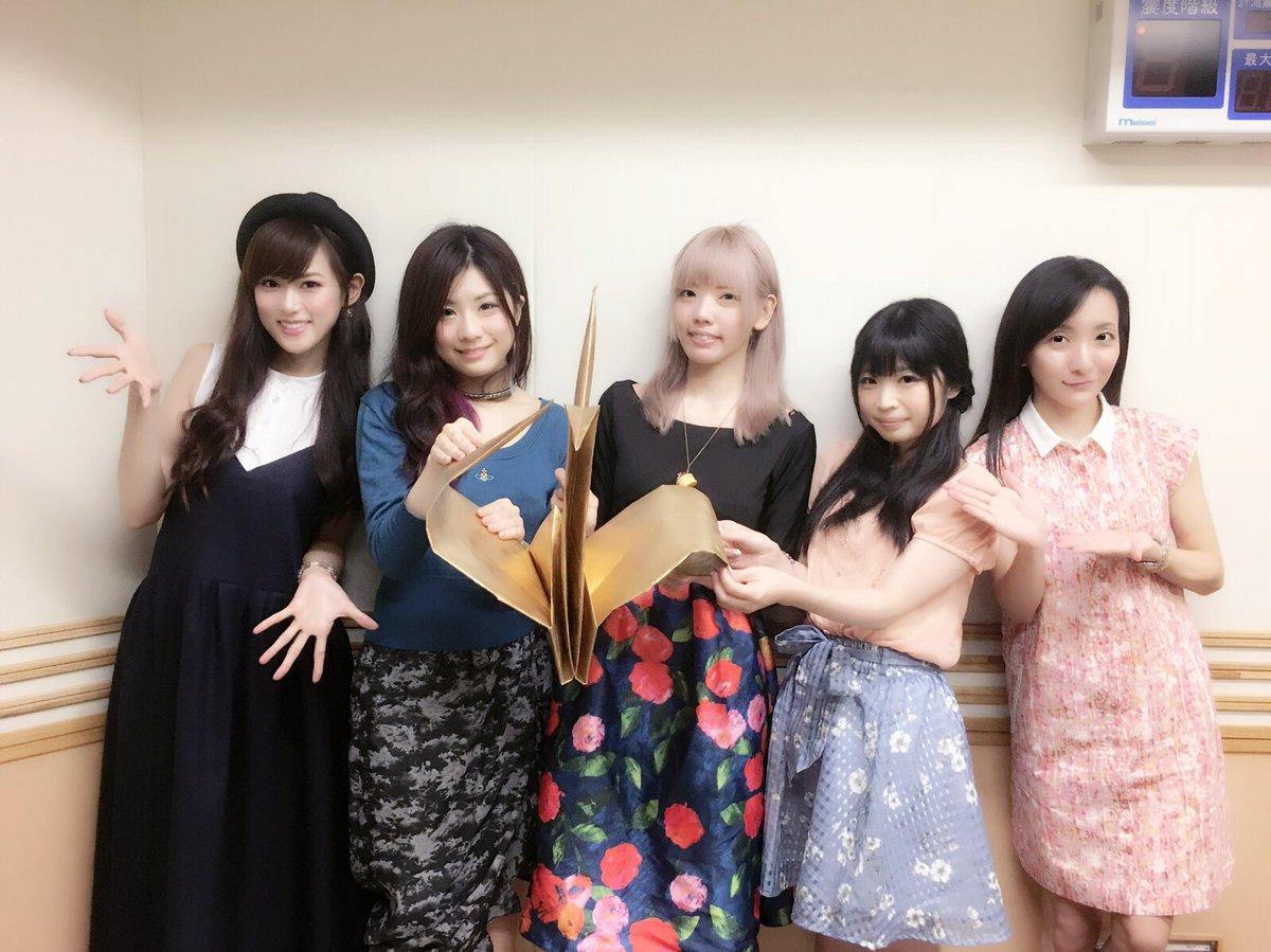 来週10月23日(日)の鶴松屋は、Mia REGINAさんをお迎えしてお送りいたします♪10月26日発売 TVアニメ「装