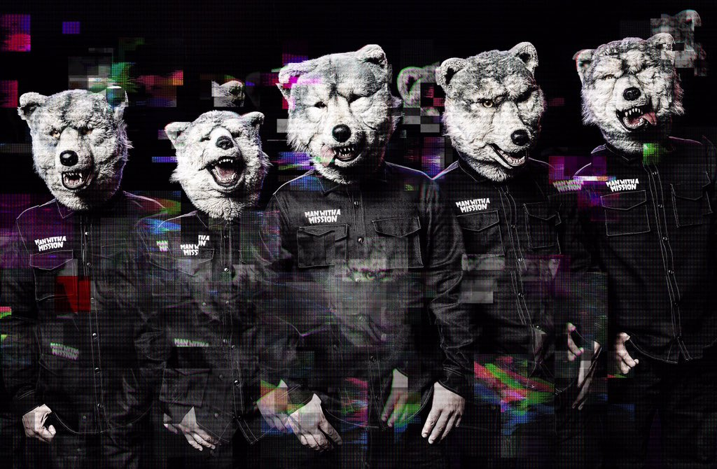 MAN WITH A MISSION 新アーティスト写真&新曲  『Hey Now』 (ソニー「ハイレゾ級ワイヤレス」CMソング)を公開!  https://t.co/ka3uKfLYQi