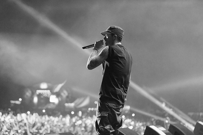 Happy birthday to the greatest rapper of all time Stay safe,live long &keep us entertaining