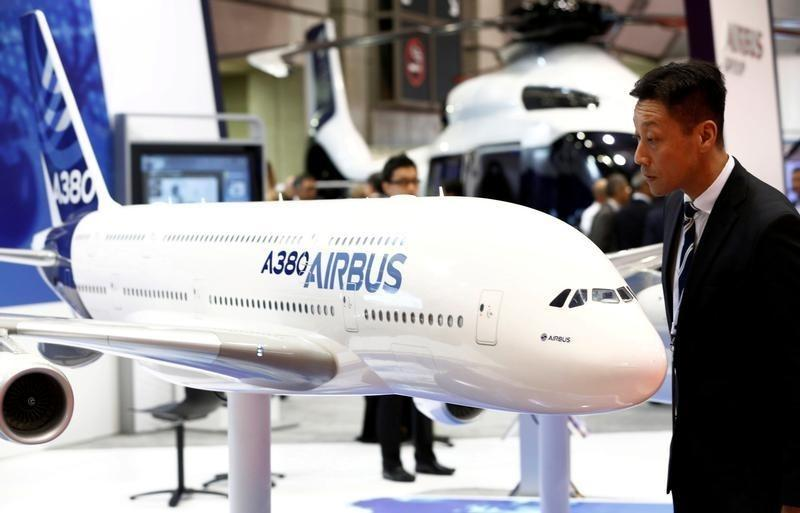 Airbus to overtake Boeing on aircraft output rates by 2020: CEO tells paper