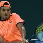 Kyrgios fined, suspended