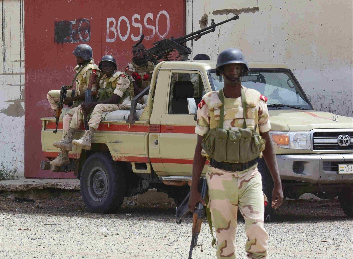 Niger repels attack on prison housing Boko Haram, Al-Qaeda fighters