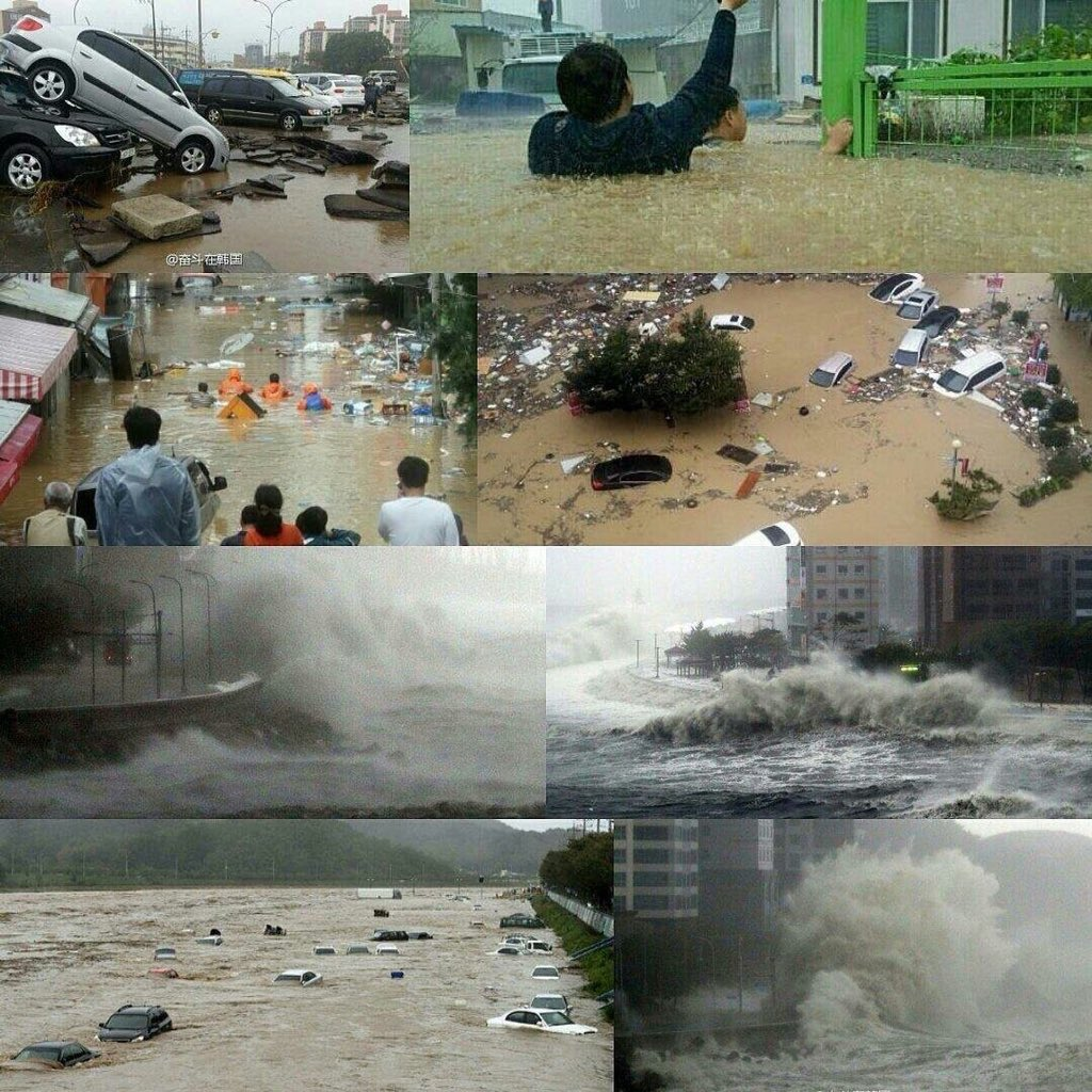 #PrayForBusan: Pray For Busan