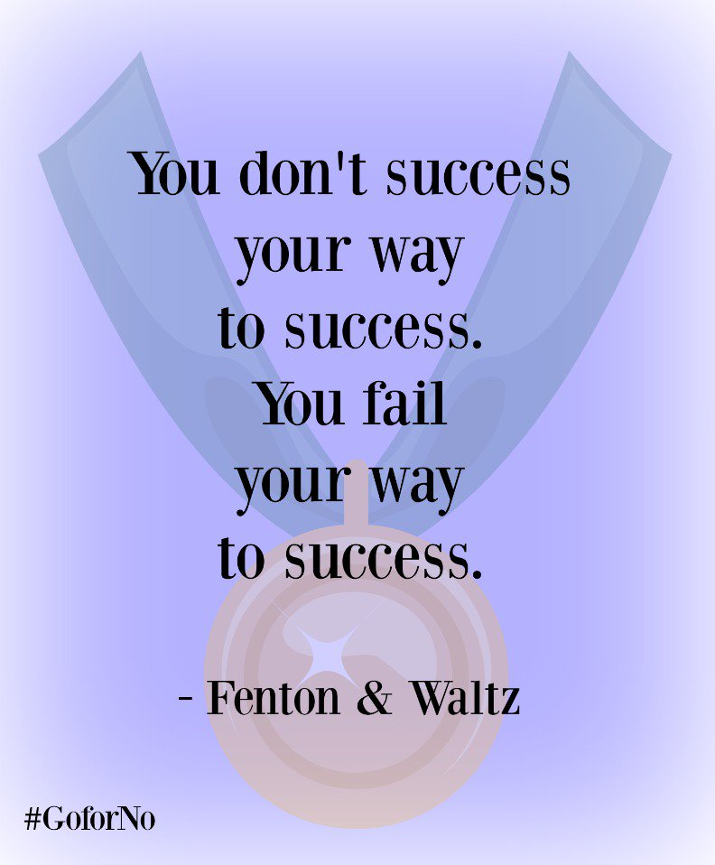 #WisdomWednesday on Failing Your Way to #Success https://t.co/GTEktENtc5