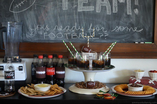 Check out these #GameDayGreats party ideas to throw your own football party AD https://t.co/0d2KHBjWlp https://t.co/U9ZK5YM0B6