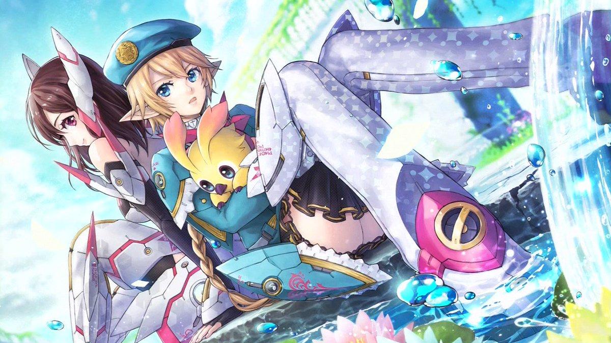 よし。 #anime_PSO2 #AT_X