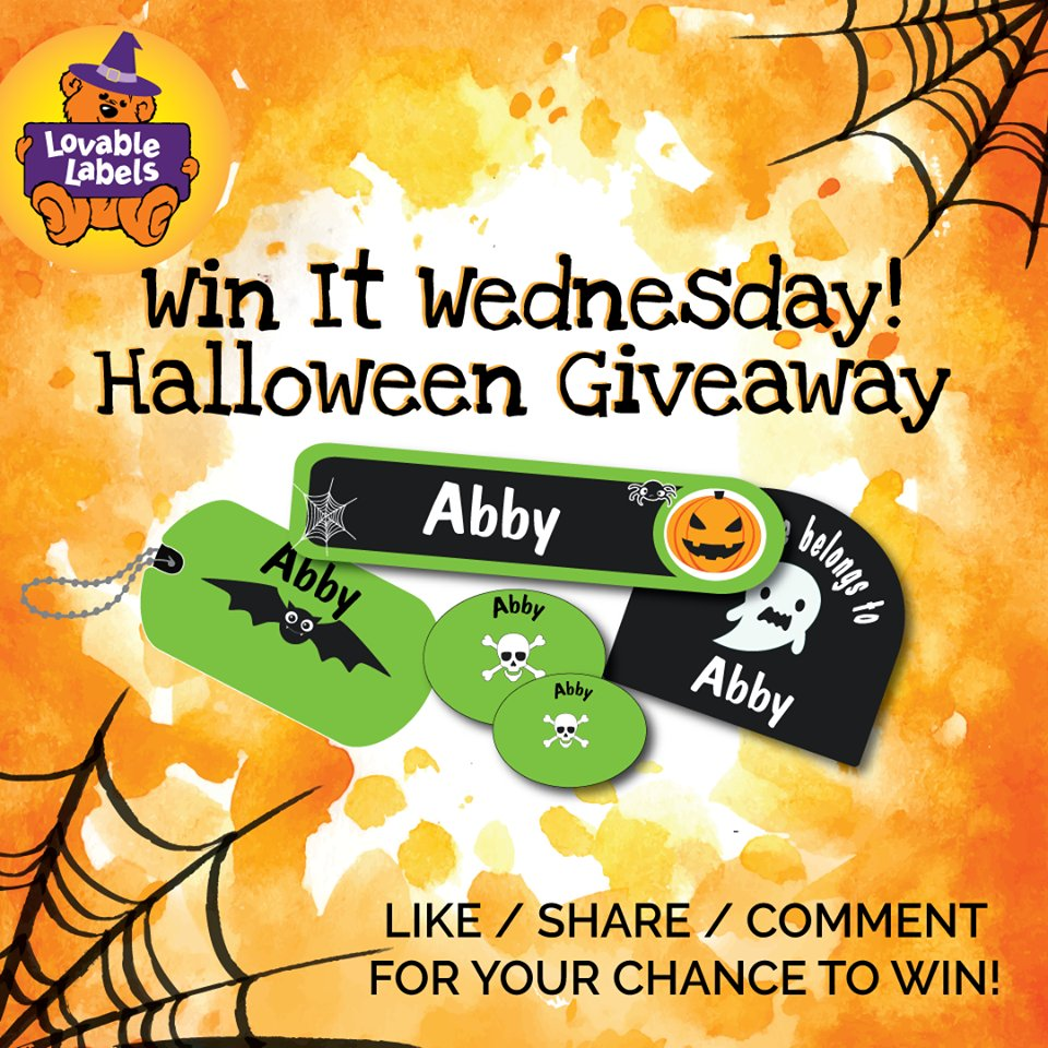 "Its #winitwednesday and if you are or know an ""Abby"" its your lucky day! https://t.co/p4ylDsml1m https://t.co/R0bJeSRhVK"
