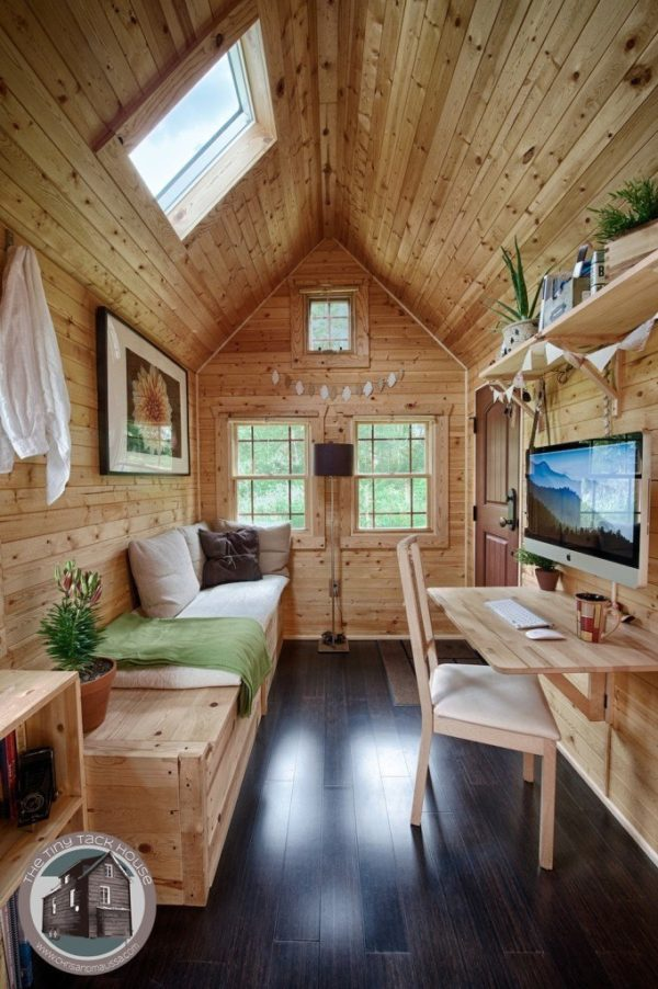 19 Tiny Homes for Micro-Mansion Living https://t.co/CkFoc89LIT https://t.co/QQ8RsSP2cU