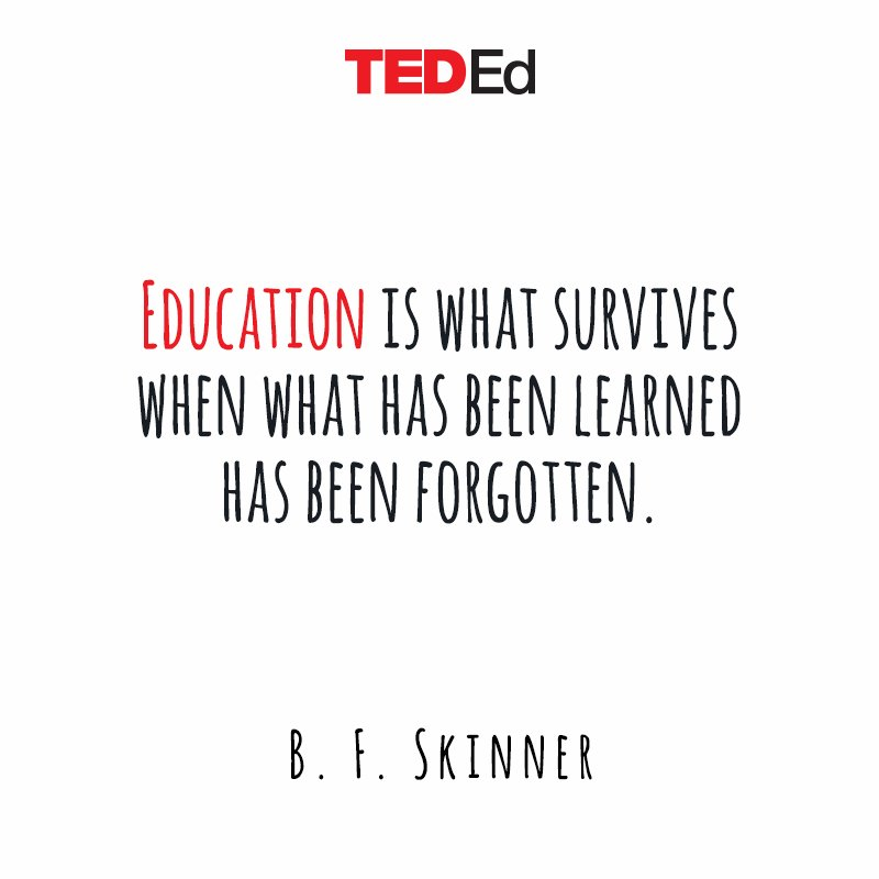 In honor of World Teachers' Day, take a moment to celebrate the educators in your life! https://t.co/qowvwsUlbB