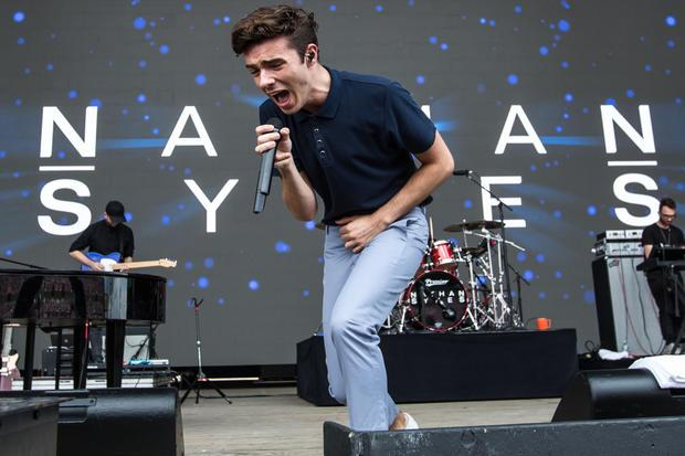 Nathan Sykes delights at Radio City Music Hall in New York City https://t.co/BNLGwt6MF3 https://t.co/H2iGNZb2Eb