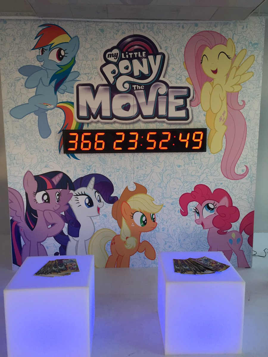 We're counting down to the #MLP movie next year at #HasbroNYCC! RT if you can't wait to see it! https://t.co/lykhjzma84