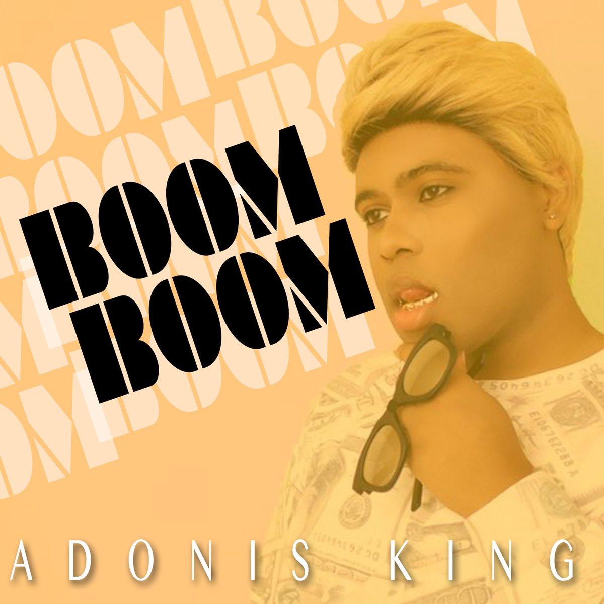 Adonis King - Boom Boom - Single - https://t.co/kW9u3Xz0oC #iTunes https://t.co/p5gOIVFpGN