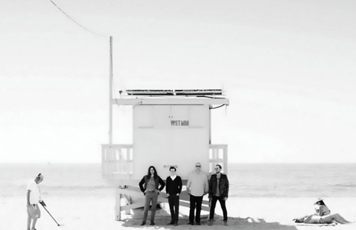 【NEWS】Weezerが最新アルバム「Weezer(White Album)」のデラックス・エディションを明日リリース