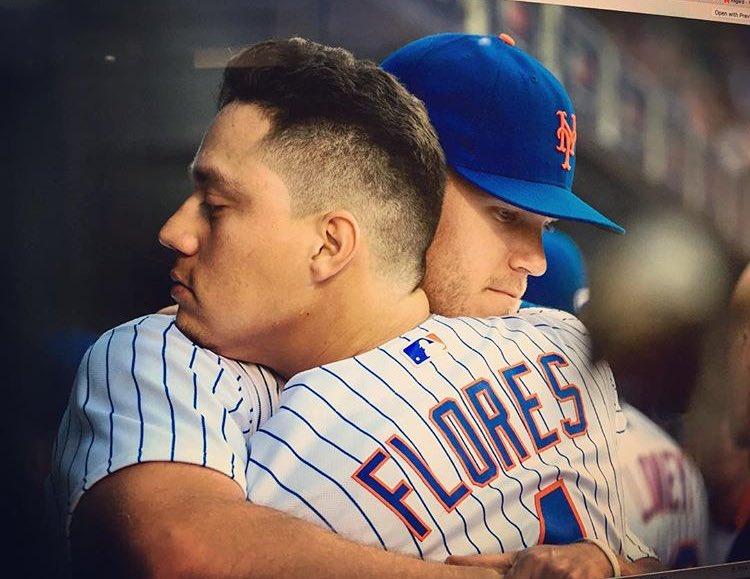 Hug a Mets fan today. https://t.co/wu78WrLB5V
