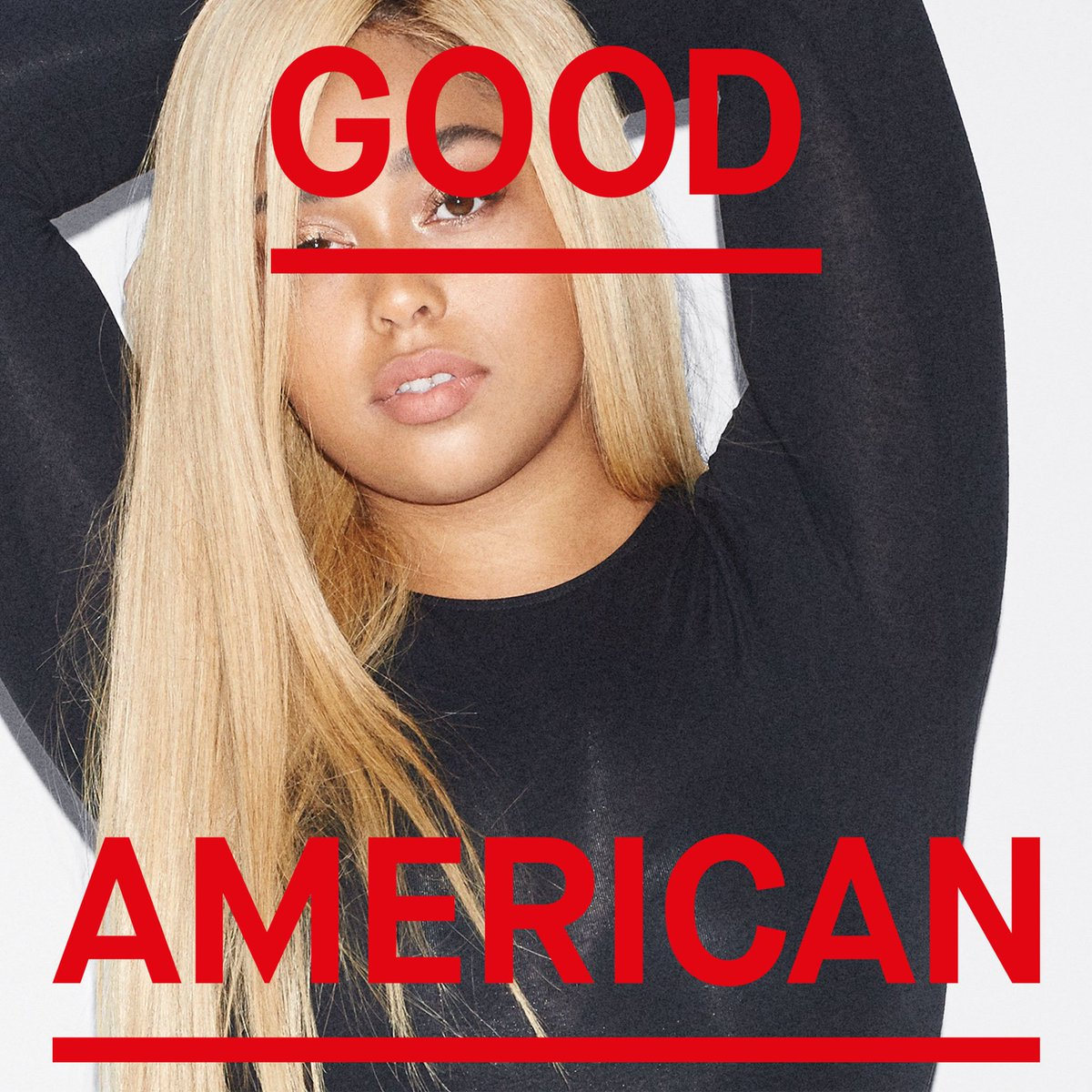 I'm so proud to introduce the first of my girls #goodsquad @jordynwoods @goodamerican https://t.co/NByZkY8Fu2