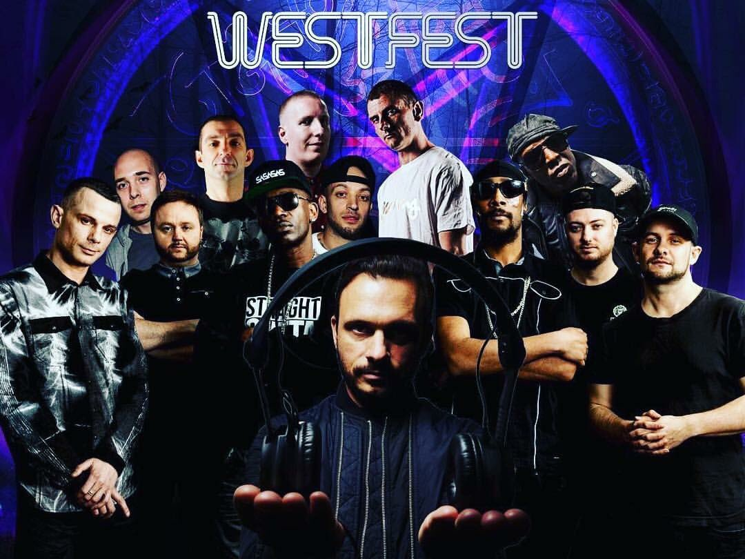 West Fest is like Dnb's version of Christmas