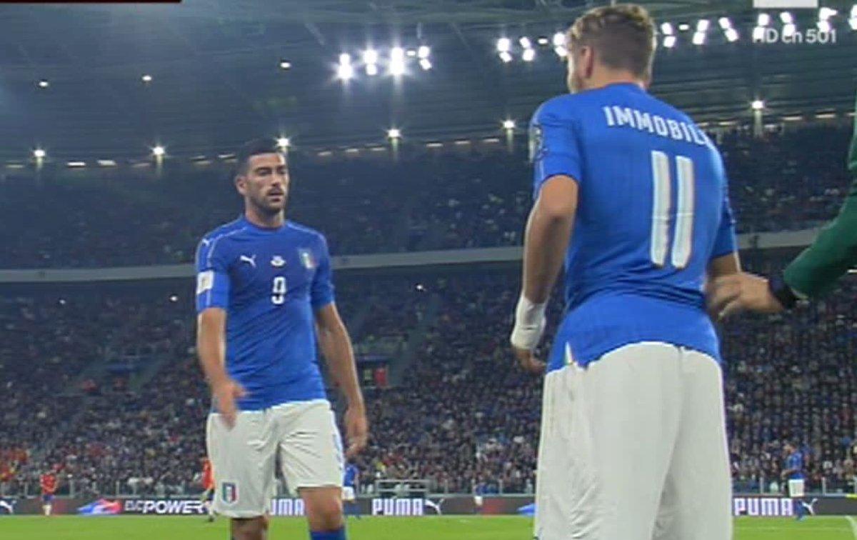 #ItaliaSpagna: Italia Spagna