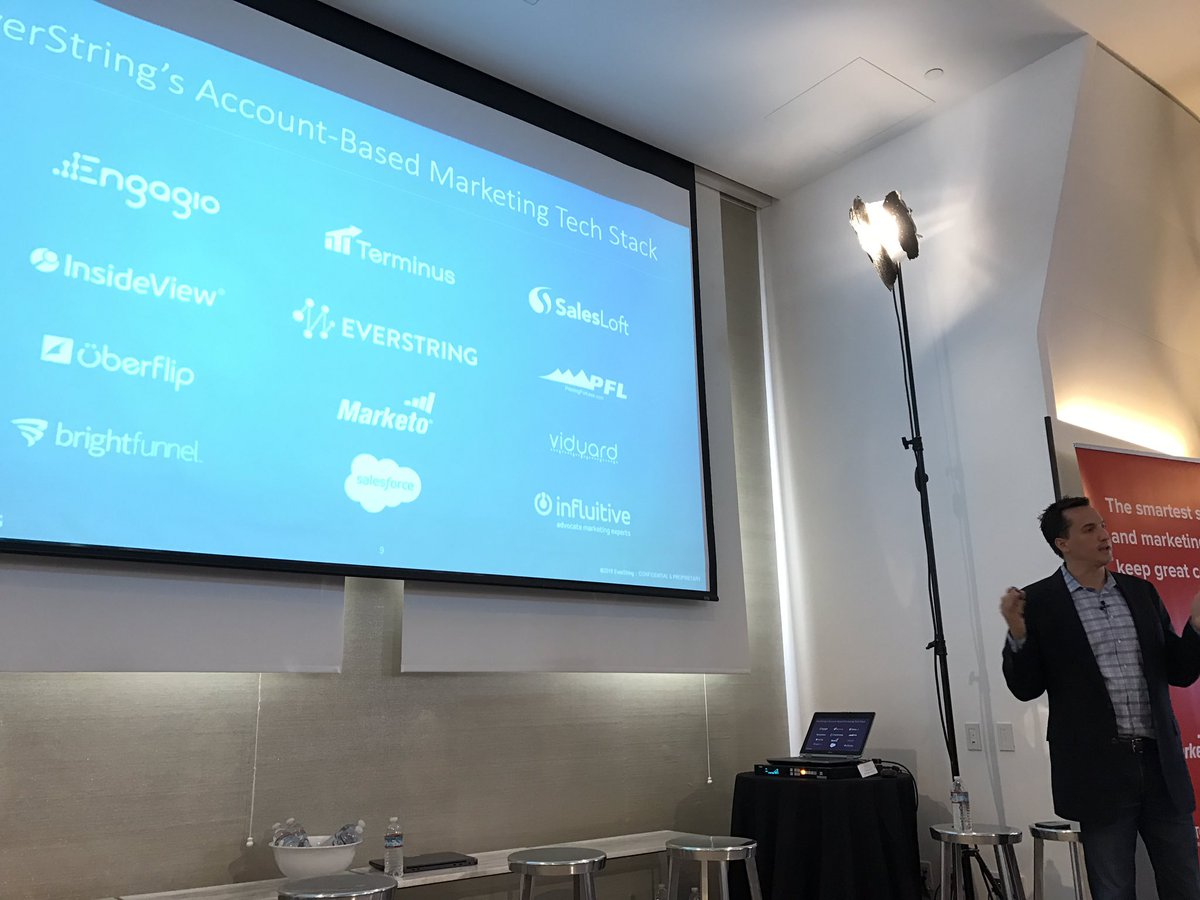 Here it is: @everstring's #ABM tech stack. @jjkardwell #openlounge #DF16 https://t.co/hV5h9oNASZ