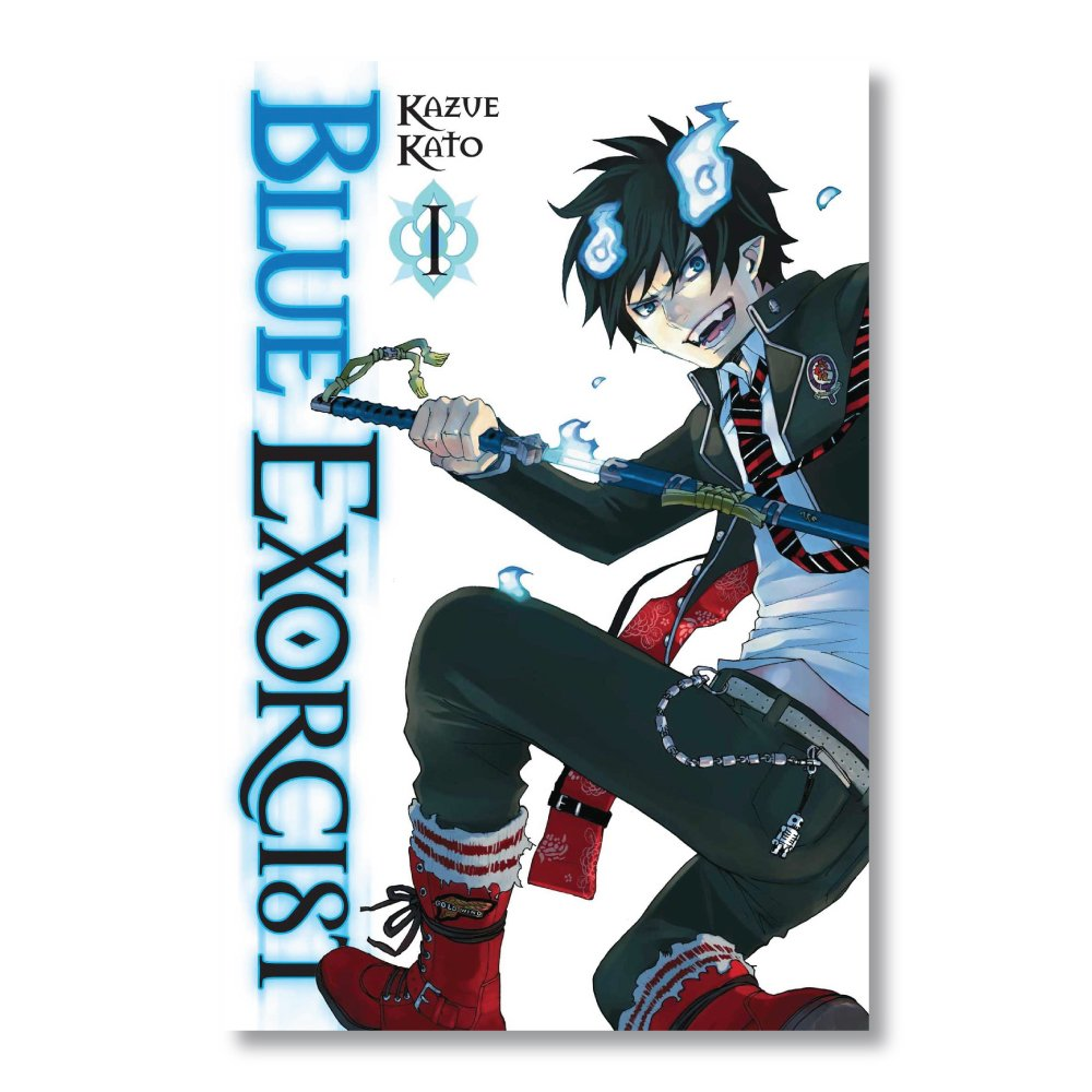 Want a signed copy of #BlueExorcist vol 1? Simply like this post! Winner will be chosen randomly #nycc @VIZMedia https://t.co/Lpd1YtGw3g