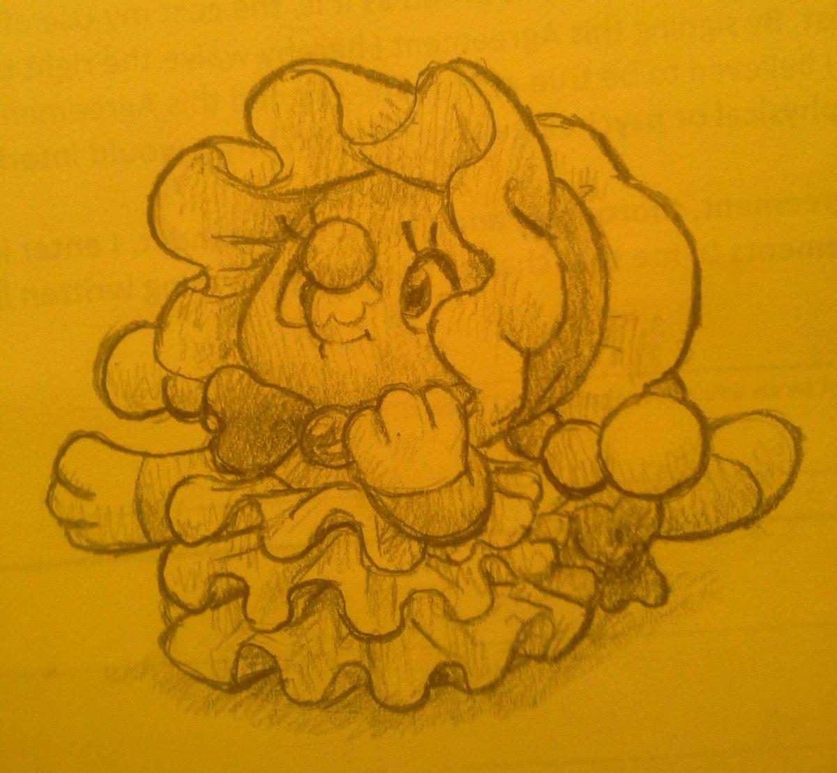 The dear is here #PokemonSunMoon #brionne https://t.co/GsfZPqyTwl