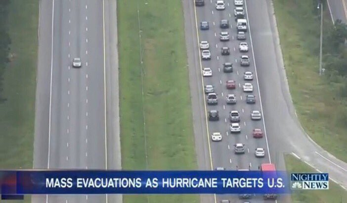 when a hurricane headed towards you but you forgot your headphones at home https://t.co/Ct88LQYIIF