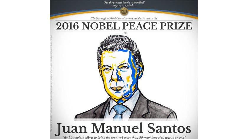 #NobelPeacePrize: Nobel Peace Prize