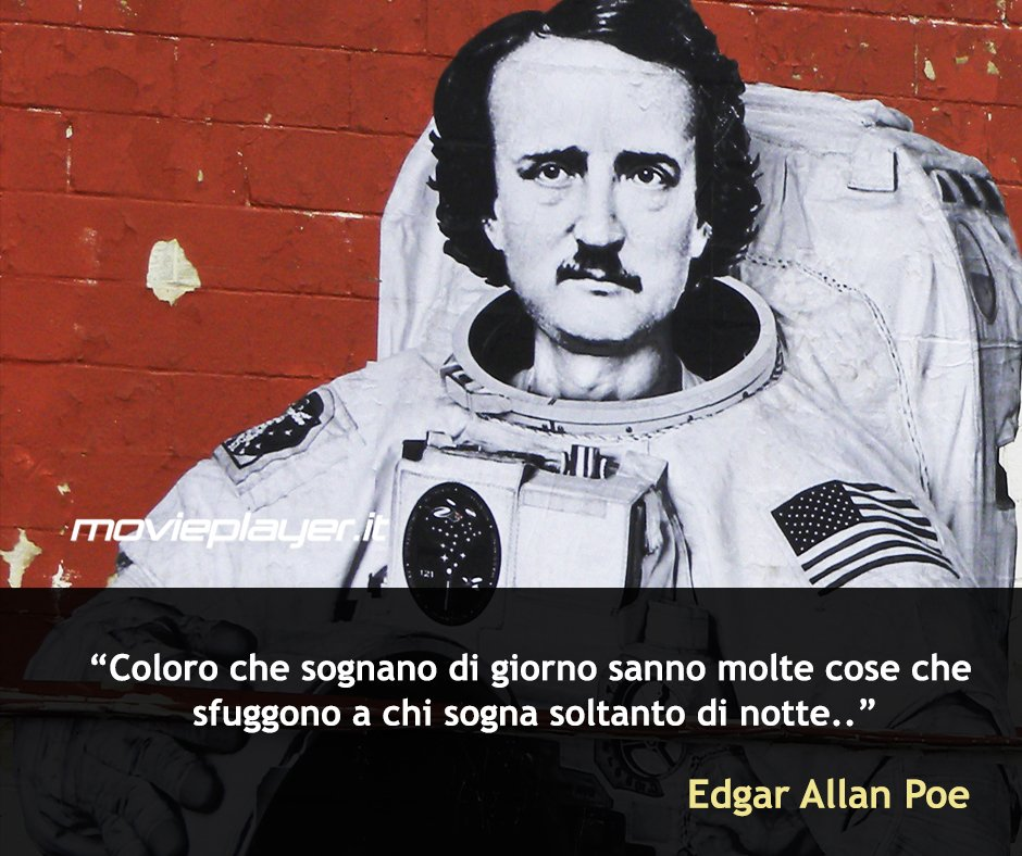 167 anni fa moriva #EdgarAllanPoe (1809 - 1849) https://t.co/BkzF1DhDlx