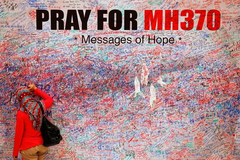 Malaysia says debris found in Mauritius is from missing Flight MH370