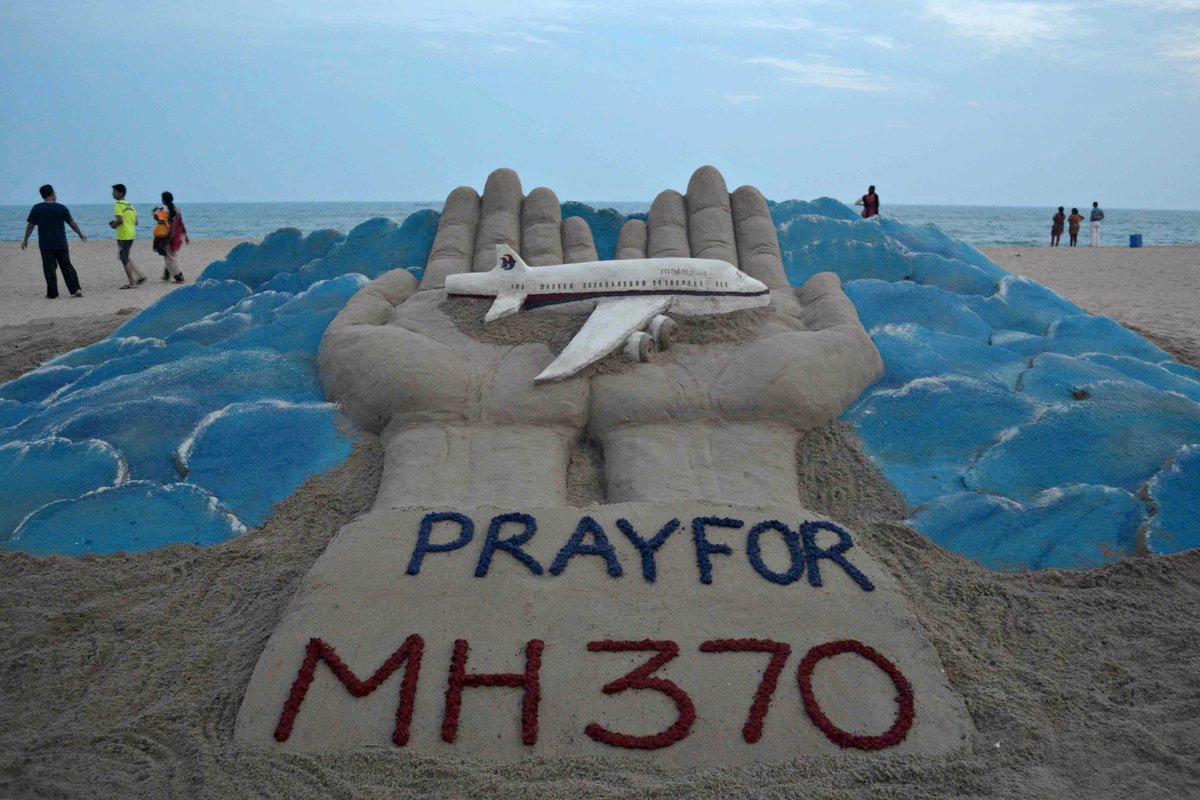 Wing debris found in Mauritius confirmed to be part of MH370