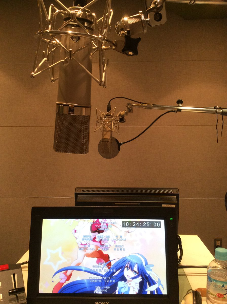 今夜は【SHIROBAKO】劇中劇【えくそだっす!】のコメンタリー。僕はすぐ制作現場の話の方向に脱線してしまう。EDの絵