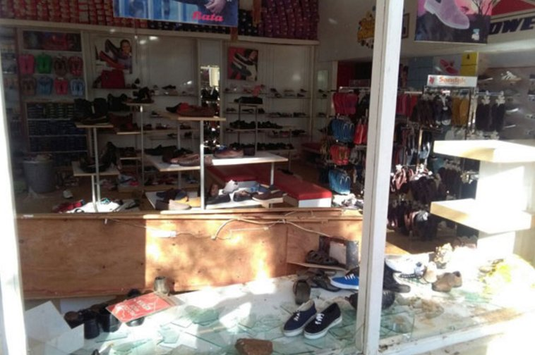 Businesses count big losses after night riots in Kisii