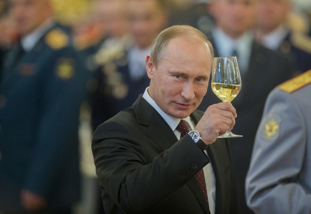 Путин поздравление картинки