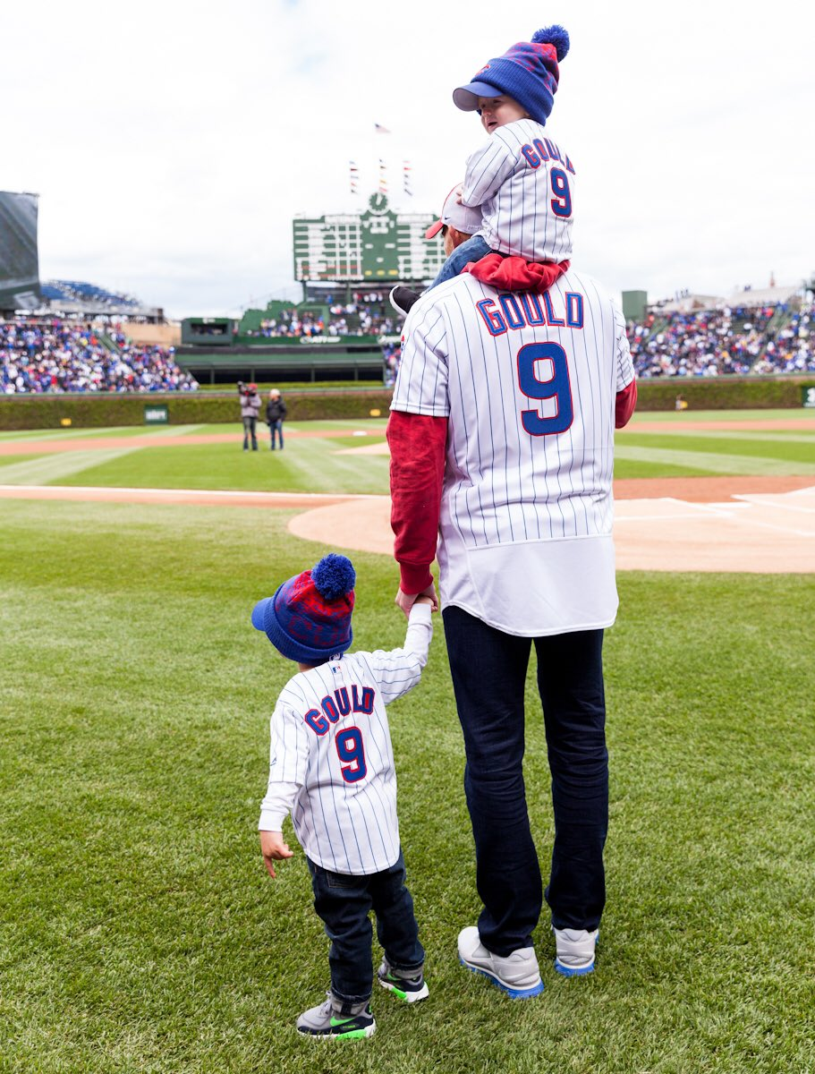 Good luck to @Cubs as they start their quest to winning it all. #FlyTheW https://t.co/5W8O7fErhV