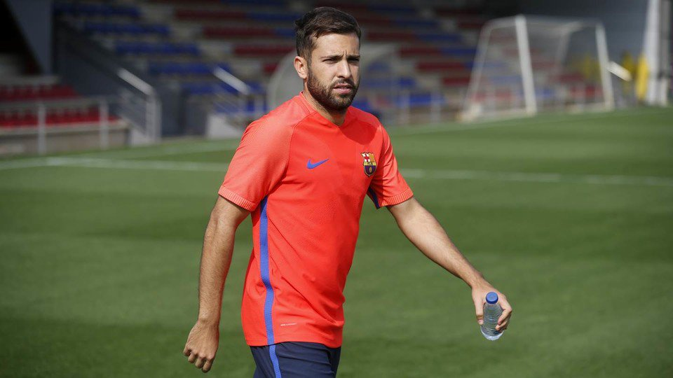 BREAKING NEWS: @JordiAlba out for 10 days following injury during international duty #FCBLive https://t.co/ryfRzMGfhV