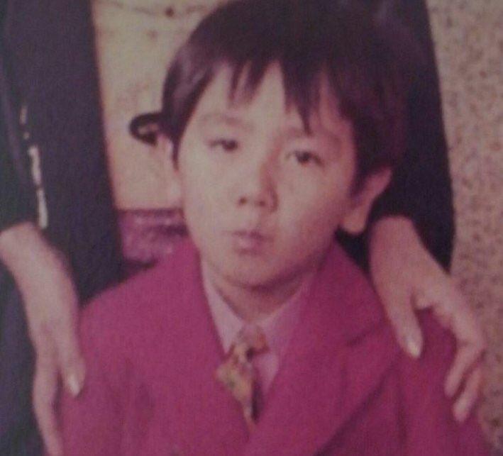 この子が、こうなって、こうきて、こうなりましたζ´_⊃`ζ  #ロビン誕生日おめでとう #吉井LOVIN和哉50周年記念祭 https://t.co/DGqvTFN4Vo