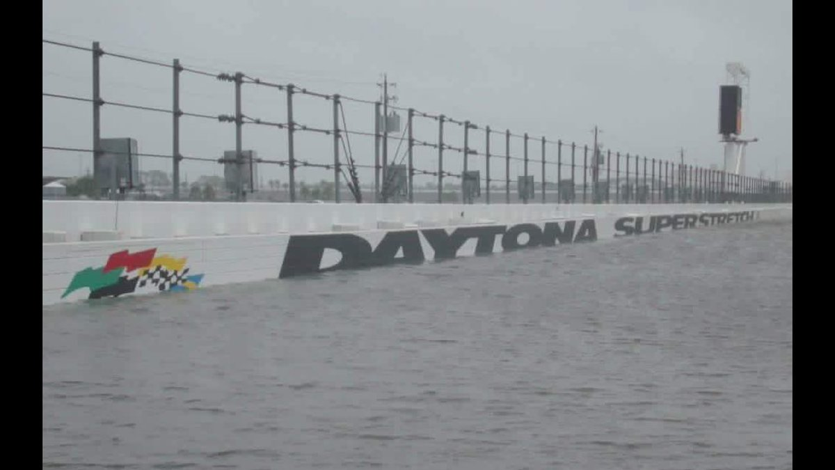 Not a good day for racing. #Matthew  Picture via Doug Bell https://t.co/uzsJxMYT5h